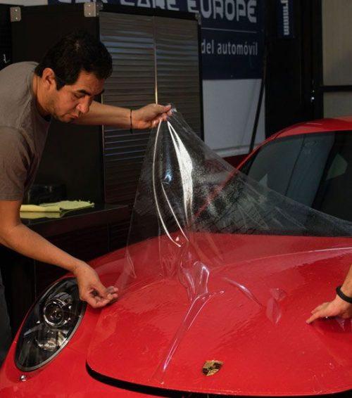 Paint Protection Film Porsche