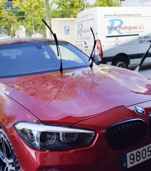 INSTALAÇÃO PAINT PROTECTION FILM NA BMW SÉRIE 1