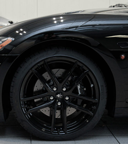 PPF - PAINT PROTECTION FILM PREMIUMSHILED BLACK